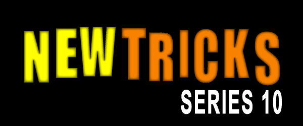 New Tricks Logo - George Irving