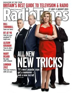 New Tricks Radio Times - George Irving