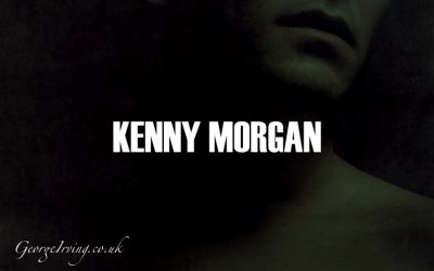 Kenny Morgan Returns to The Arcola