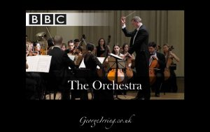 The Orchestra - George Irving