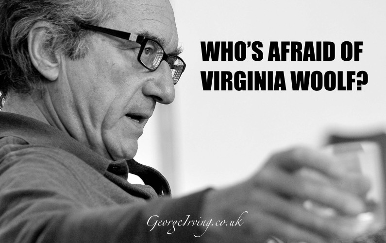 an analysis of whos afraid of virginia woolf a play by edward albee This play has been on the edge's list for five years afraid of virginia woolf who's afraid credits playwright edward albee producer rick yaconis director rick yaconis george.