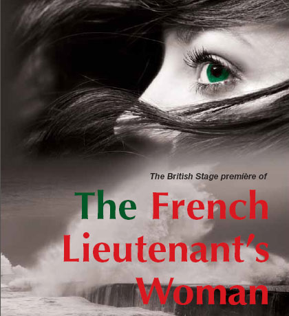 French Lieutenant's Woman Theatre Tour 2006 - George Irving