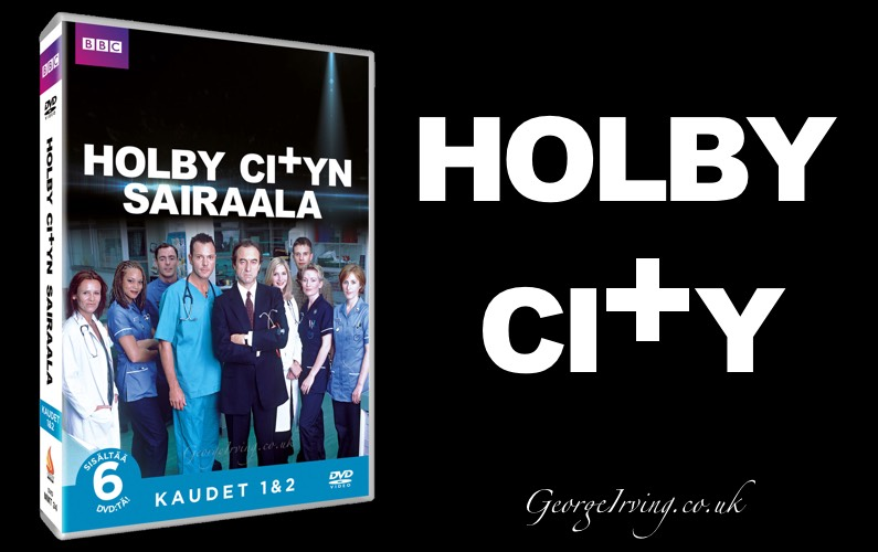 Holby City DVD Box Set - George Irving