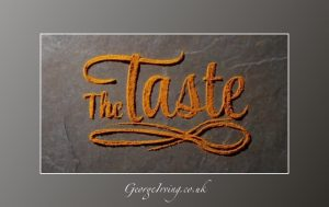 The Taste with Nigella Lawson - George Irving